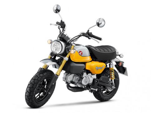 ฮอนด้า Honda Monkey 125 MY2021 ปี 2021