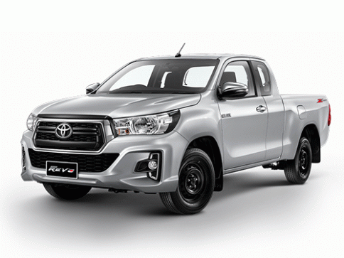 โตโยต้า Toyota Revo Smart Cab 4X2 2.4J Plus AT ปี 2019