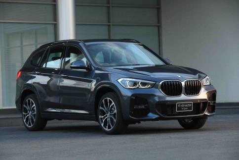 บีเอ็มดับเบิลยู BMW X1 sDrive18i (Iconic) MY2020 ปี 2020