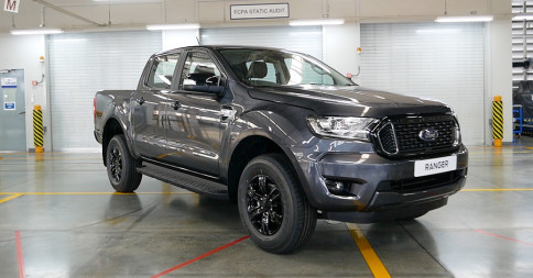 ฟอร์ด Ford Ranger Double Cab 2.2L XLT Hi-Rider 6MT MY2020 ปี 2020