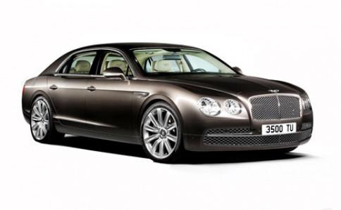 เบนท์ลี่ย์ Bentley-Flying Spur W12 Standard-ปี 2013