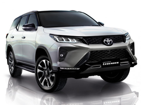 โตโยต้า Toyota-Fortuner 2.8 Legender 4WD AT MY2020-ปี 2020