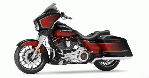 ฮาร์ลีย์-เดวิดสัน Harley-Davidson CVO Street Glide ปี 2021