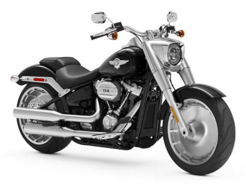 ฮาร์ลีย์-เดวิดสัน Harley-Davidson-Softail Fat Boy 114 MY20-ปี 2020