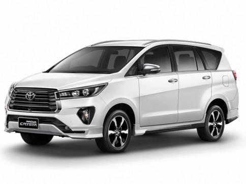 โตโยต้า Toyota Innova 2.8 Crysta Premium ปี 2020