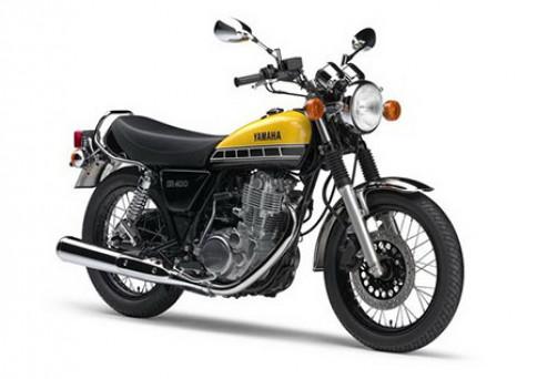 ยามาฮ่า Yamaha SR400 60th Anniversary ปี 2016