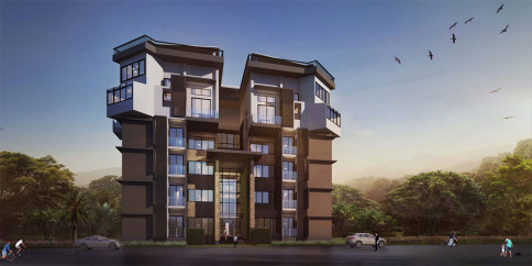 Himma Garden Condominium (ฮิมมา การ์เด้น คอนโดมิเนียม)
