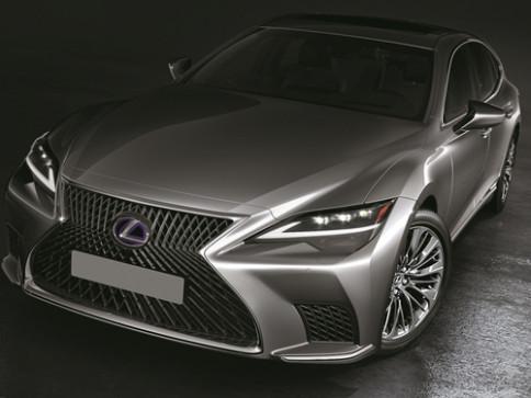 เลกซัส Lexus-LS 350 Luxury MY2020-ปี 2020