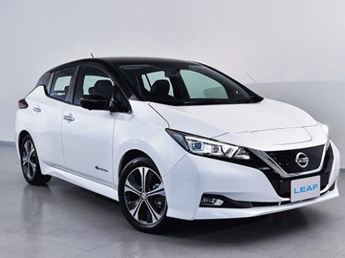 นิสสัน Nissan-LEAF EV-ปี 2021