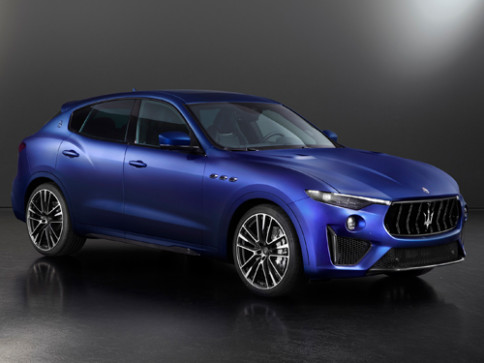 มาเซราติ Maserati Levante Trofeo Launch Edition ปี 2020