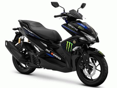 ยามาฮ่า Yamaha Aerox 155 MotoGP Edition MY2019 ปี 2019