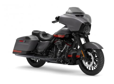ฮาร์ลีย์-เดวิดสัน Harley-Davidson-CVO Street Glide-ปี 2020