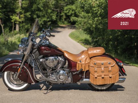 อินเดียน มอเตอร์ไซเคิล Indian Motorcycle-Vintage ABS-ปี 2021