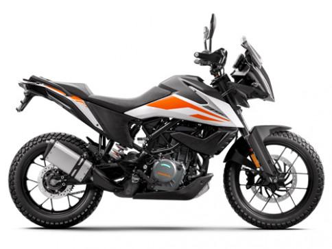 เคทีเอ็ม KTM-390 ADVENTURE-ปี 2020