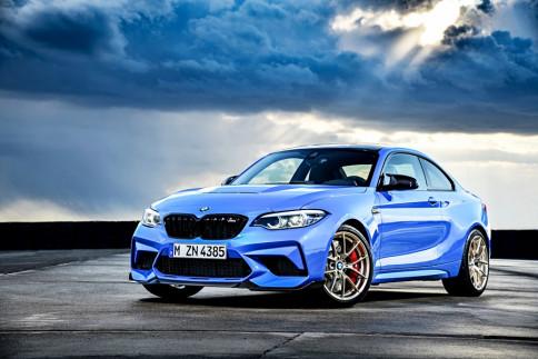 บีเอ็มดับเบิลยู BMW M2 CS ปี 2020