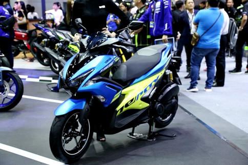 ยามาฮ่า Yamaha Aerox 155 R Version MY18 ปี 2017