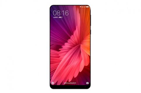 เสียวหมี่ Xiaomi-Mi Mix 2 (6GB/64GB)