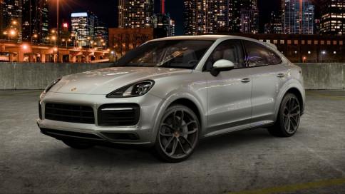 ปอร์เช่ Porsche Cayenne S Coupe ปี 2020
