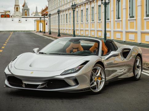 เฟอร์รารี่ Ferrari F8 Spider V8 ปี 2020