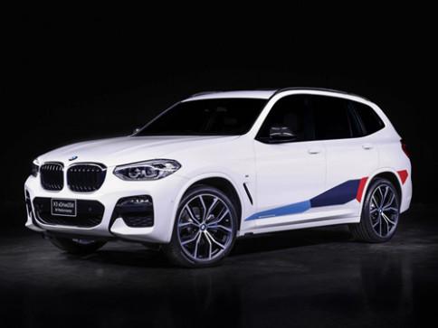 บีเอ็มดับเบิลยู BMW X3 xDrive20d M Sport (M Performance Edition) ปี 2021
