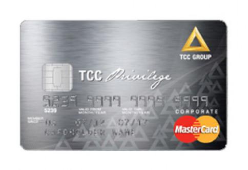 บัตรเครดิต ทีซีซี พริวิเลจ การ์ด (TCC Privilege Card)-บัตรกรุงศรีอยุธยา (Krungsri)