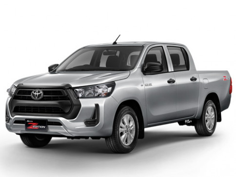 โตโยต้า Toyota Revo Double Cab Z-Edition 4x2 2.4 Mid STD AT MY2020 ปี 2020