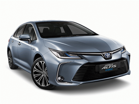โตโยต้า Toyota-Altis (Corolla) 1.8 Hybrid Entry-ปี 2019