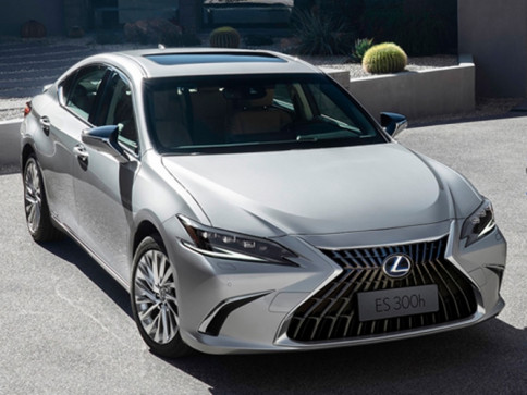 เลกซัส Lexus-ES 300h Luxury MY2021-ปี 2021