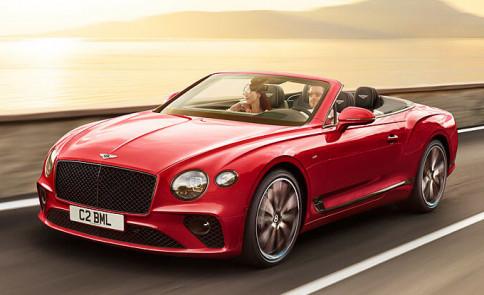 เบนท์ลี่ย์ Bentley Continental GT V8 Convertible MY2021 ปี 2021