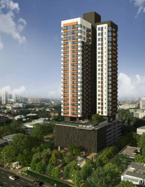 พาร์โก้ คอนโดมิเนียม สาทร (The Parco condominium)