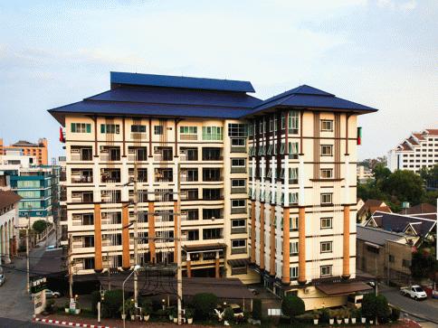 วี เรสซิเดนท์ (V Residence Condominium)