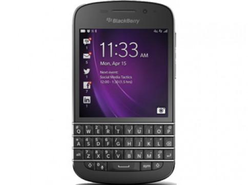 แบล็กเบอรี่ BlackBerry Q10