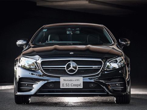 เมอร์เซเดส-เบนซ์ Mercedes-benz AMG E 53 4 MATIC+Coupe ปี 2019