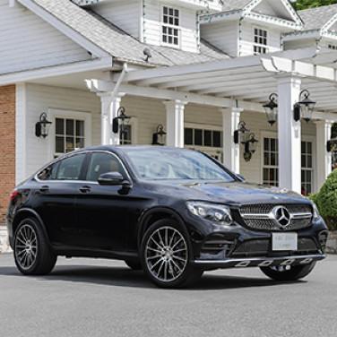 เมอร์เซเดส-เบนซ์ Mercedes-benz GLC-Class GLC 250 d 4Matic Coupe AMG Dynamic ปี 2017