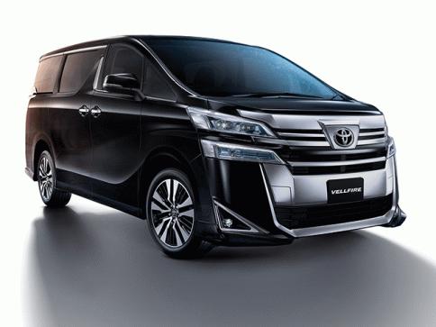 โตโยต้า Toyota-Vellfire 2.5 MY2020-ปี 2020