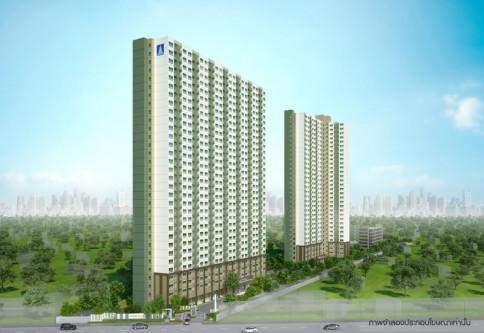 ลุมพินี วิลล์ ประชาชื่น-พงษ์เพชร 2 (Lumpini Vill Prachachuen-Phongphet 2)