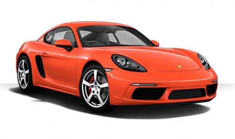 ปอร์เช่ Porsche 718 Cayman S ปี 2020