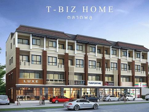 ที บิส โฮม แอท ตลาดพลู (T - BIZ home @ talatphlu)