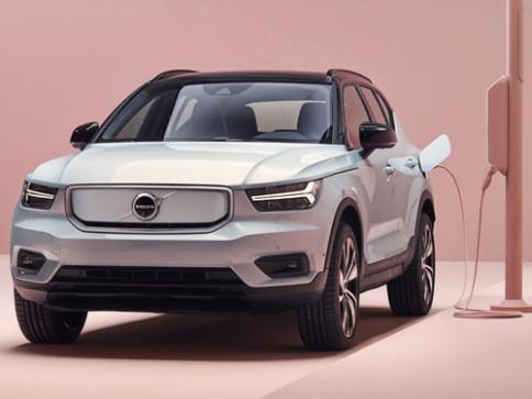 วอลโว่ Volvo-XC40 RECHARGE Pure Electric-ปี 2021
