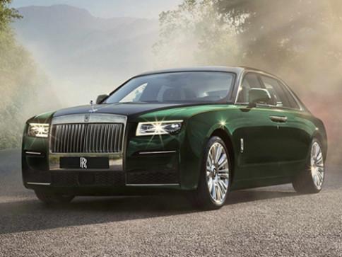 โรลส์-รอยซ์ Rolls-Royce Ghost Extended Wheelbase MY2020 ปี 2020