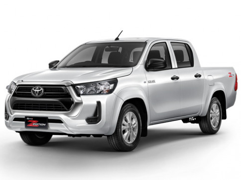 โตโยต้า Toyota Revo Toyota Revo Double Cab Z-Edition 4x2 2.4 Entry MY2020 ปี 2020