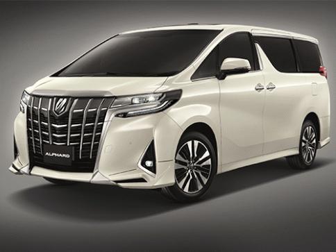 โตโยต้า Toyota Alphard 3.5 VIP MY2018 ปี 2018