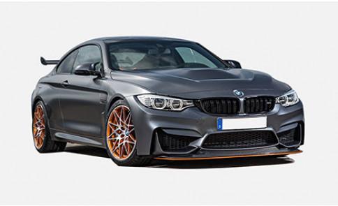 บีเอ็มดับเบิลยู BMW M4 GTS ปี 2016