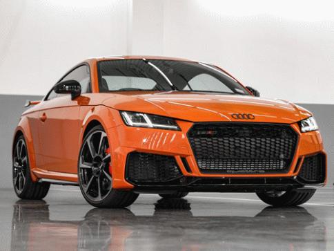 อาวดี้ Audi TT RS Coupe quattro ปี 2020