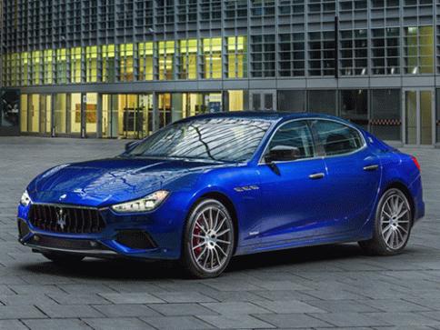 มาเซราติ Maserati-Ghibli S GranSport MY2018-ปี 2018