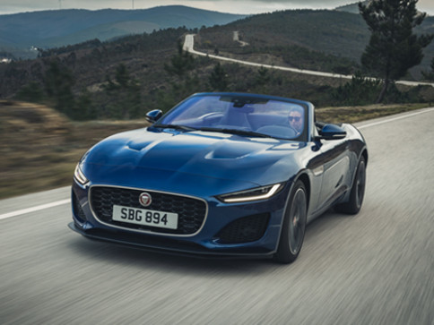 จากัวร์ Jaguar F-Type 2.0 Ingenium Petrol Convertible R-Dynamic MY2020 ปี 2020