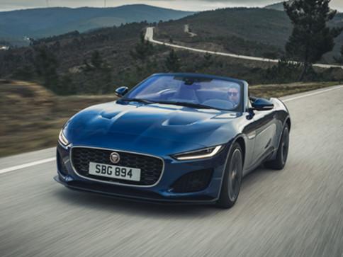 รูป จากัวร์ Jaguar-F-Type 2.0 Ingenium Petrol Convertible R-Dynamic MY2020-ปี 2020
