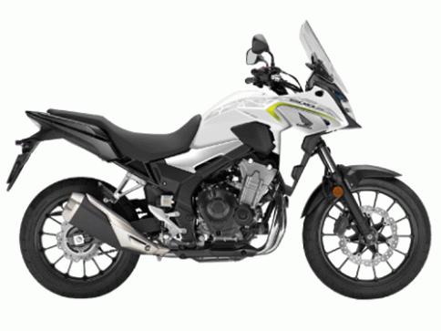 ฮอนด้า Honda-CB 500X MY19-ปี 2018