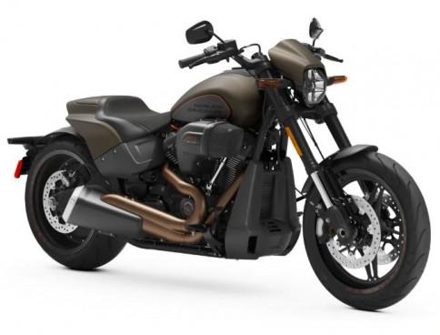 ฮาร์ลีย์-เดวิดสัน Harley-Davidson Softail FXDR 114 MY20 ปี 2020