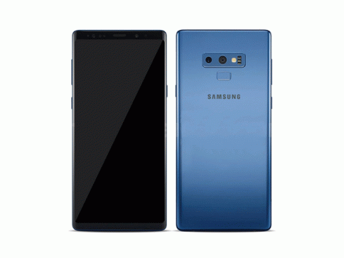 ซัมซุง SAMSUNG-Galaxy Note 9 512GB